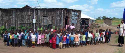 Poverty & Education - Life in Swaziland